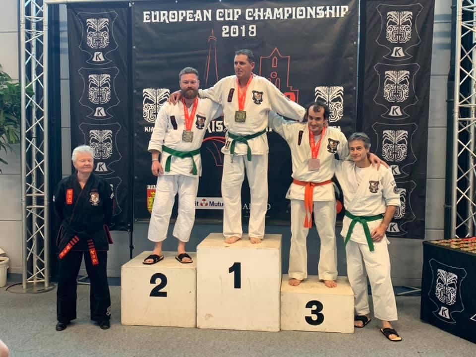 kenpo 5.0 compétition européenne