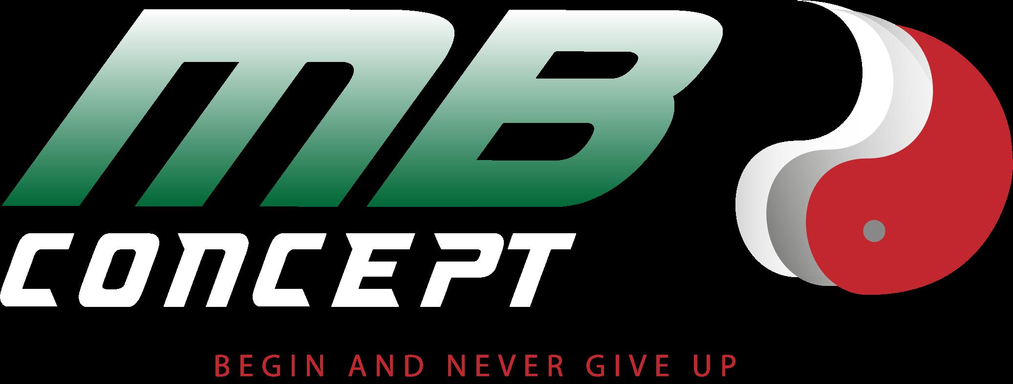Logo mbconcept - coach sportif accueil