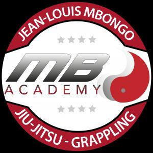 Logo Jiu-jitsu mbacademy accueil - contact