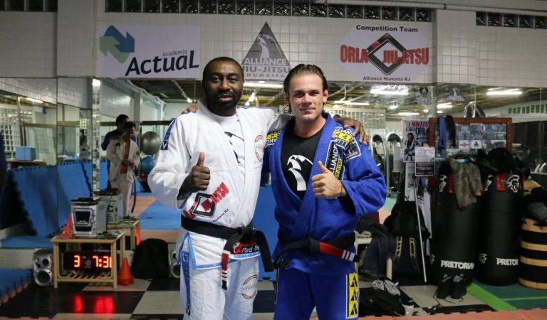 Jiu-jitsu brésilien de la MBacademy
